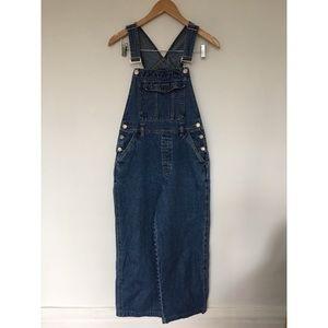 Pants - 100% Cotton Denim Overalls